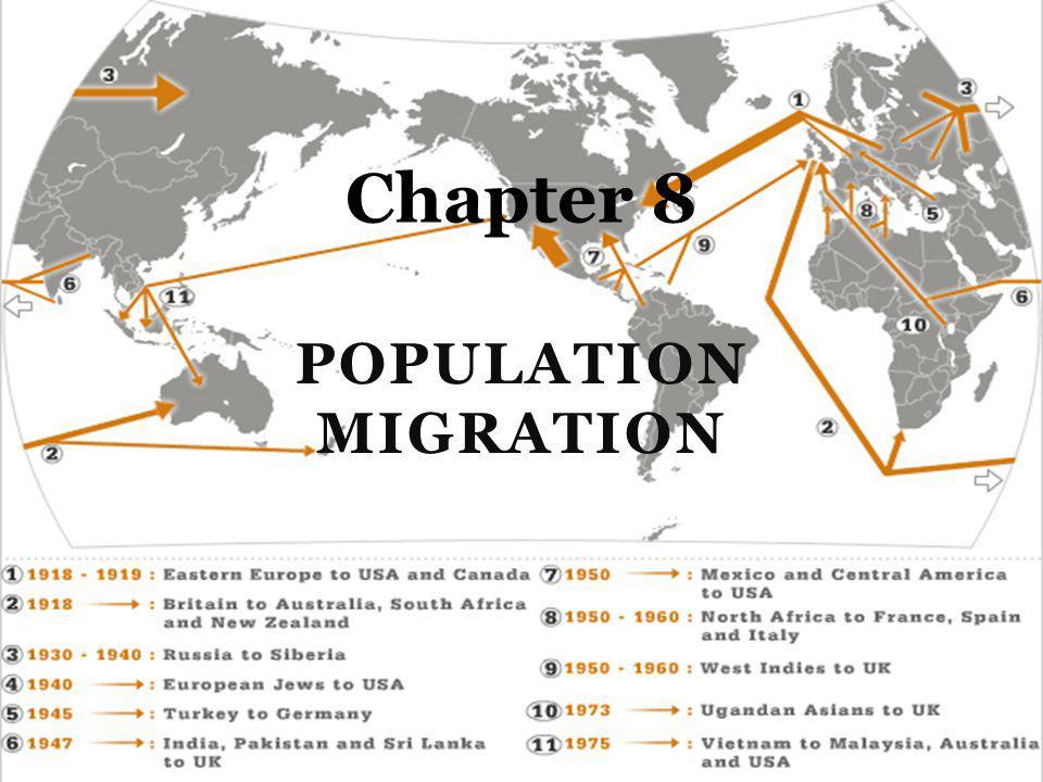 Chapter 8 Population Migration