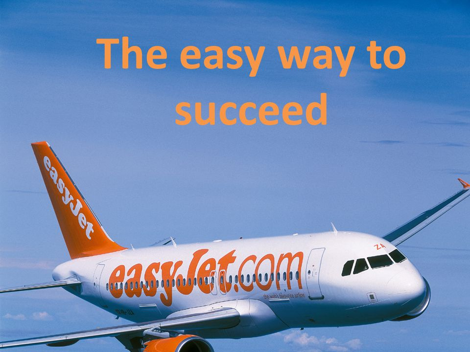 The easy way to succeed By Alin V. Horj Wed 4° march 2009