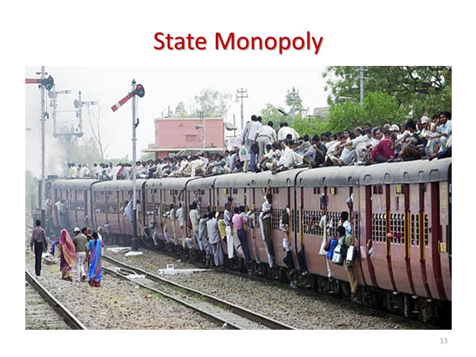 State Monopoly