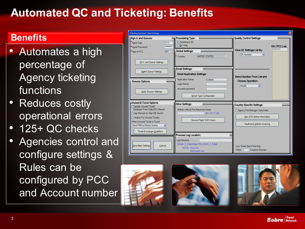 Automated QC and Ticketing: Benefits