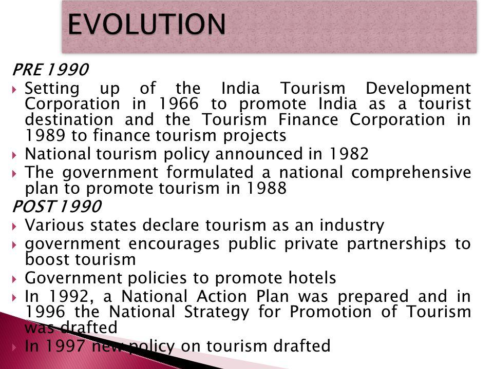 EVOLUTION PRE 1990.