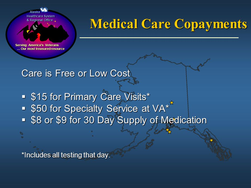 Medical Care Copayments