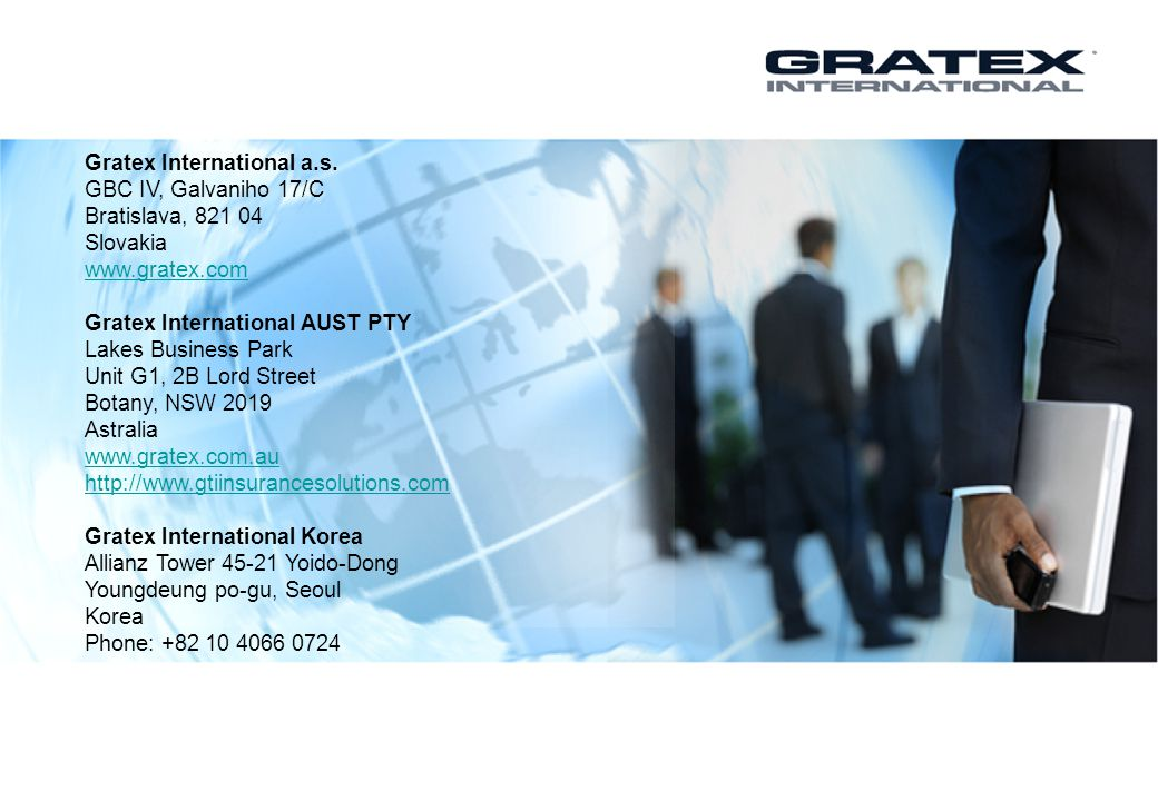 Gratex International a.s.
