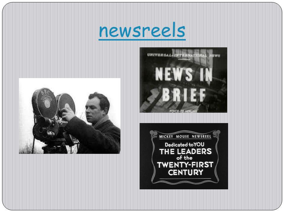 newsreels