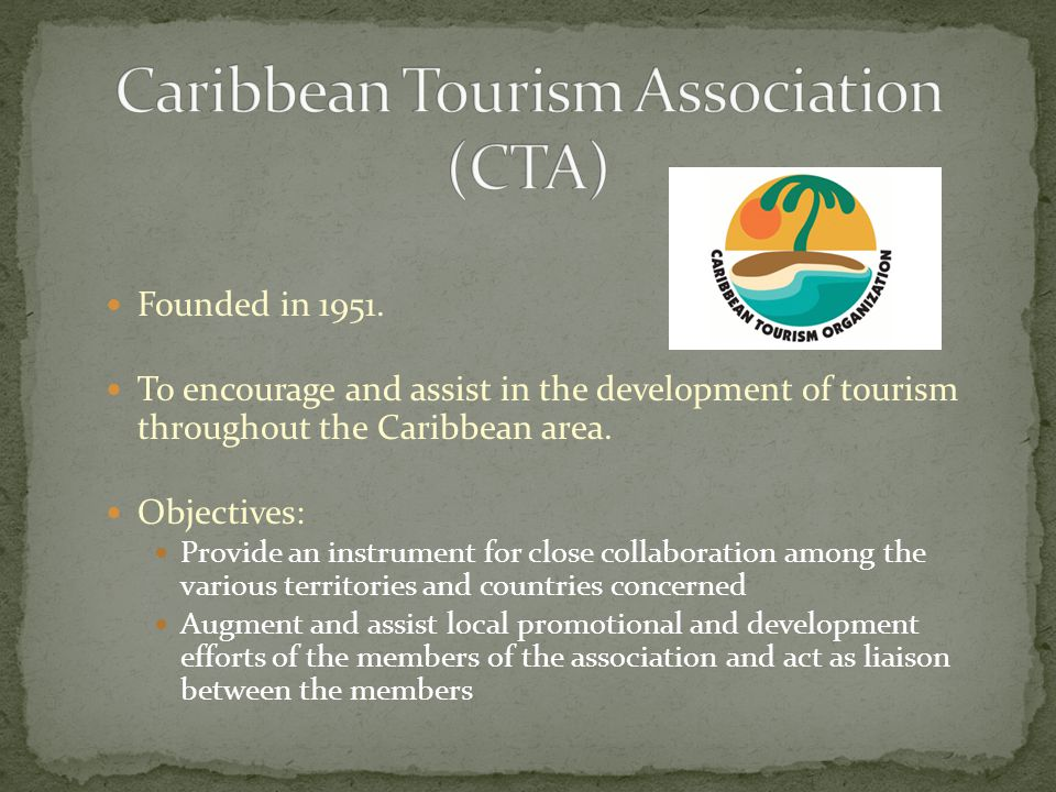 Caribbean Tourism Association (CTA)