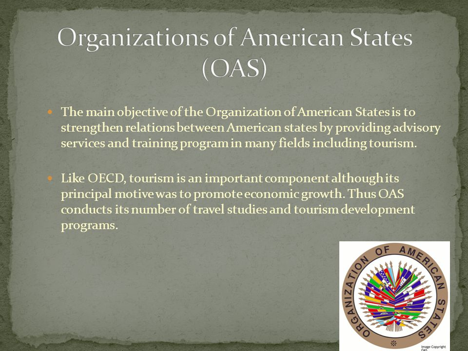 Organizations of American States (OAS)