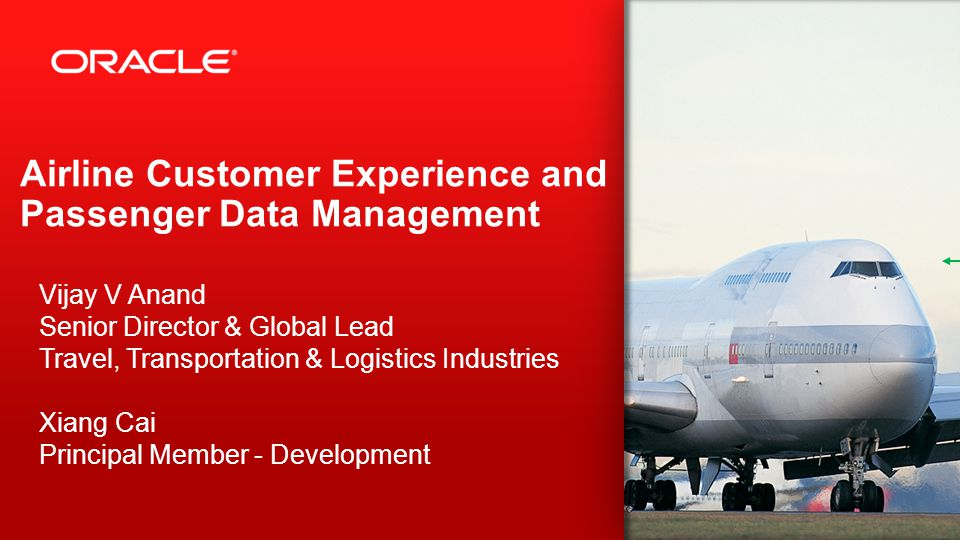 Airline Customer Experience and Passenger Data Management