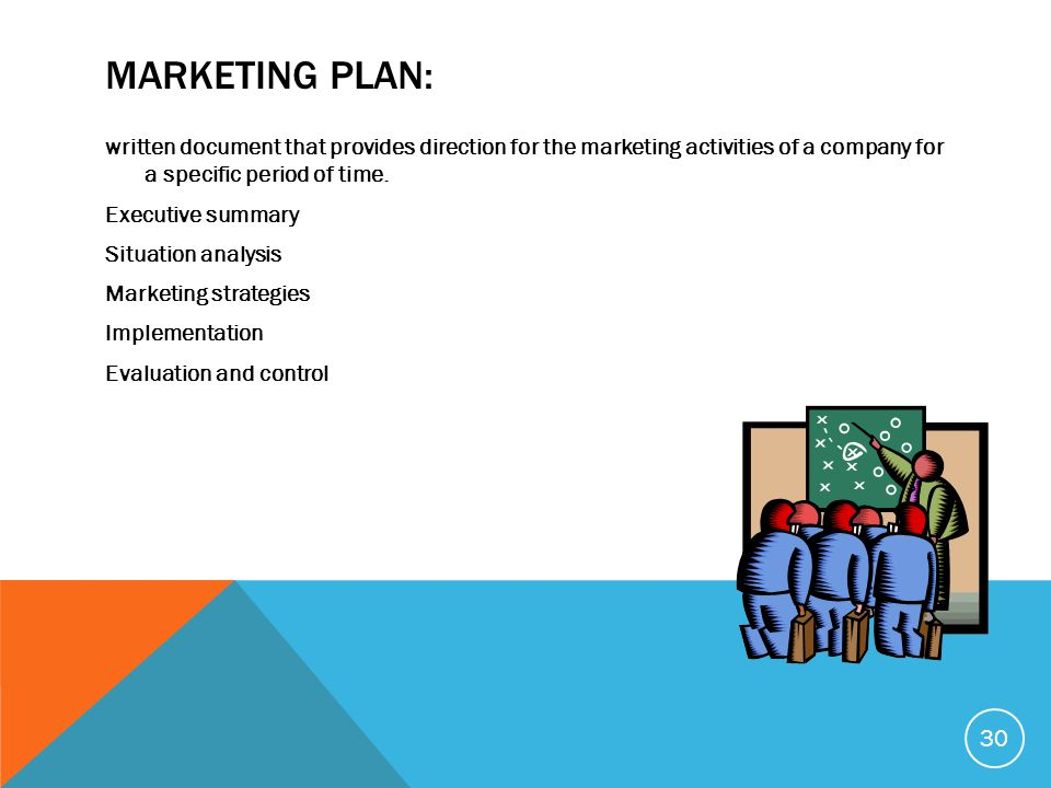 Marketing Plan: