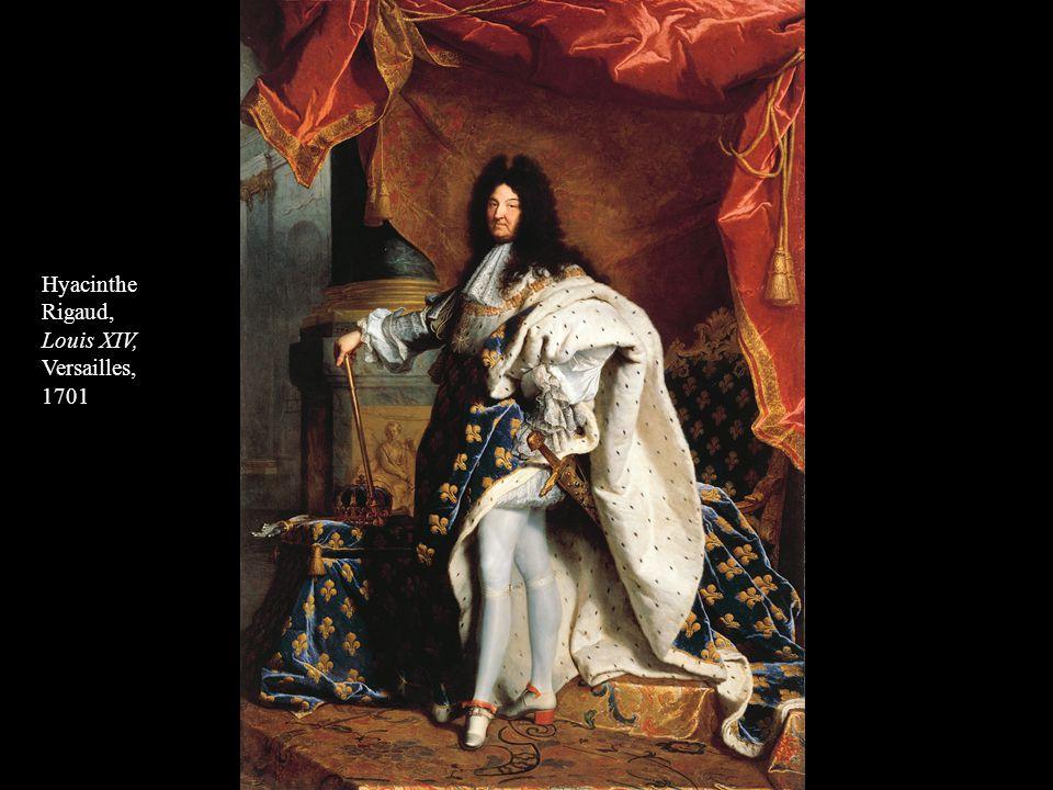 Hyacinthe Rigaud, Louis XIV,