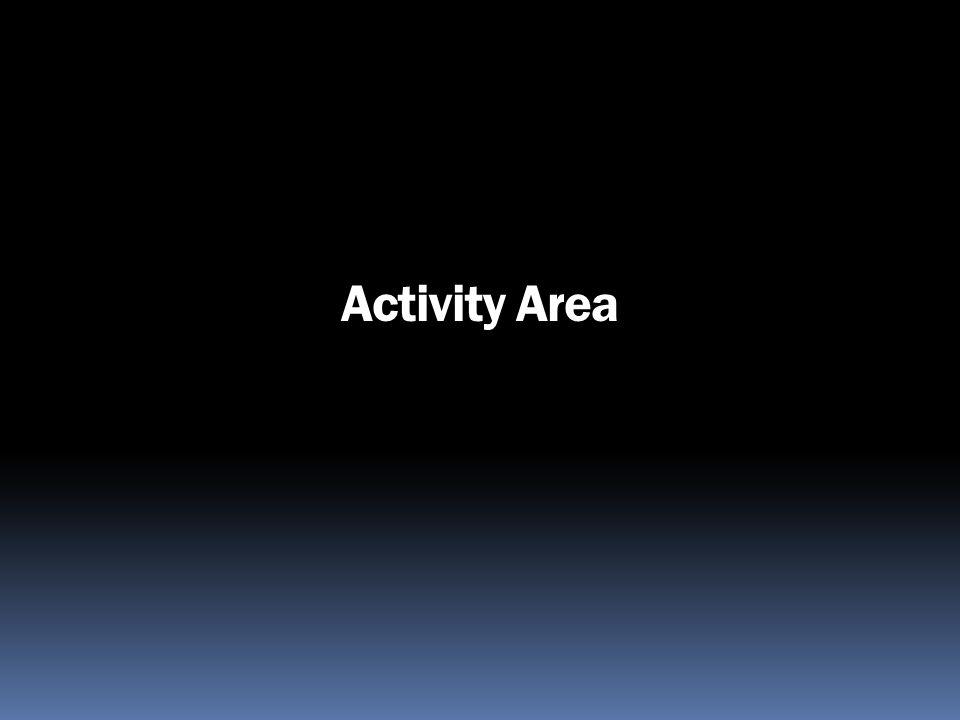 Activity Area