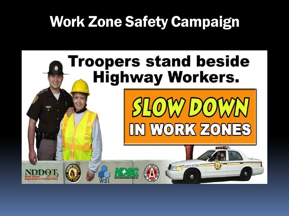Work Zone Safety Campaign