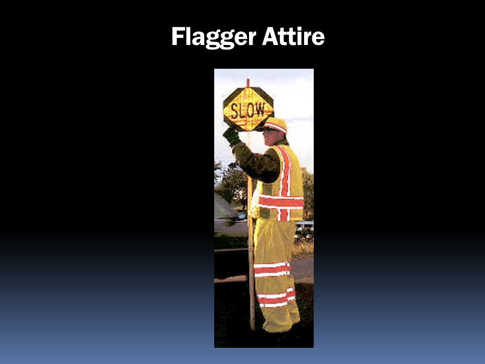 Flagger Attire Type 3 ensemble