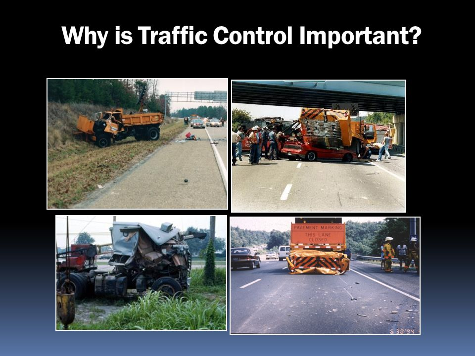 Why is Traffic Control Important