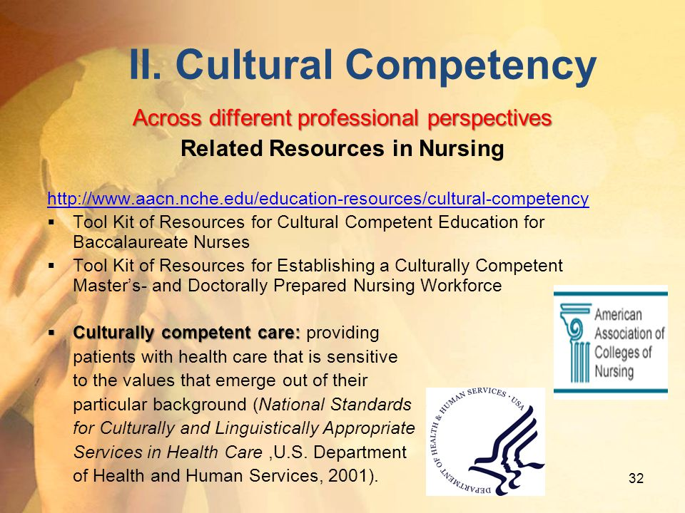 emerging standards of culturally competent care The paper discusses seven mandates that collectively define the designation of culturally competent care  standards on culturally  emerging-standards-of-care.