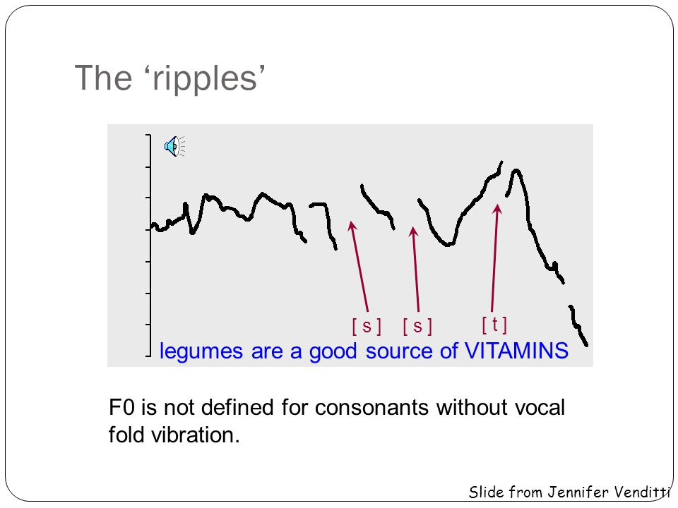 The 'ripples' legumes are a good source of VITAMINS