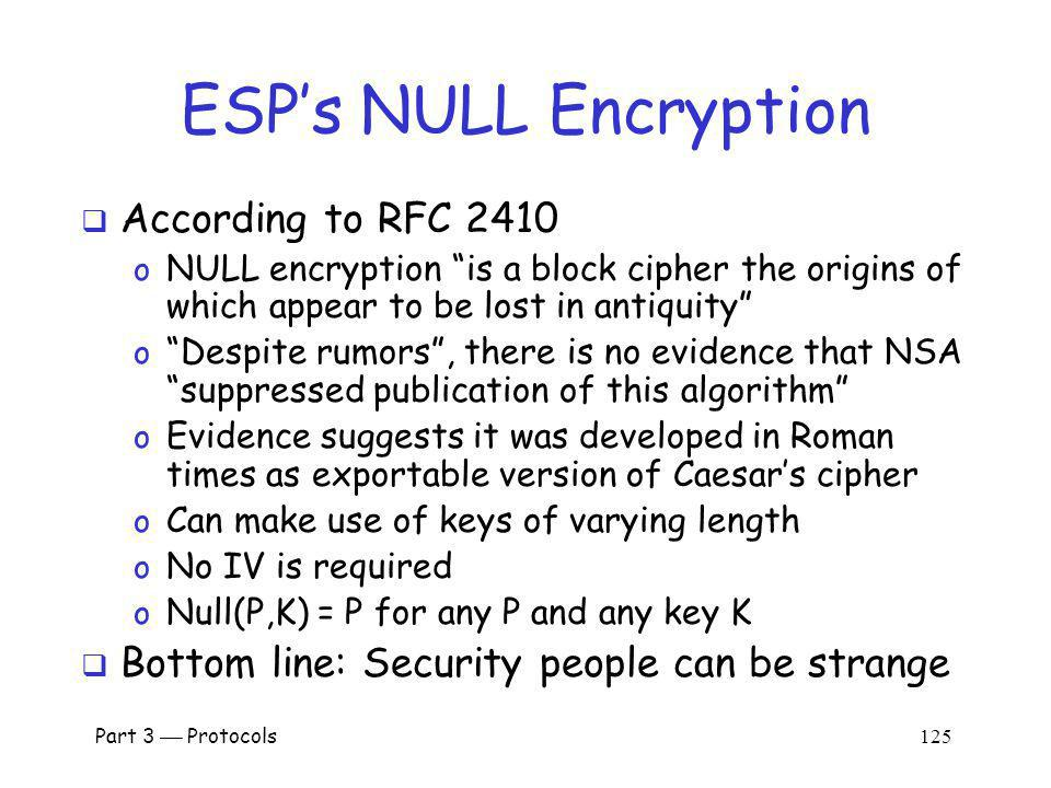 ESP's NULL Encryption According to RFC 2410