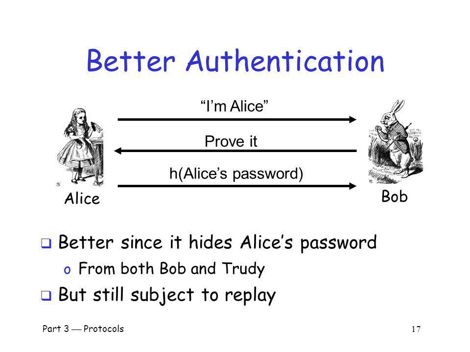 Better Authentication