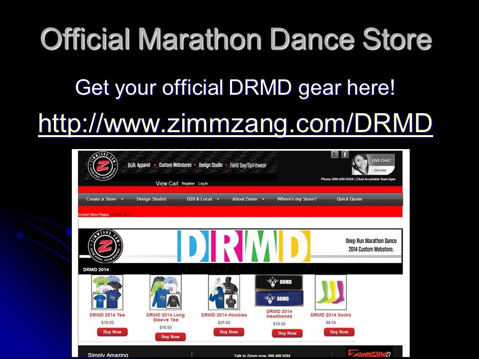 Official Marathon Dance Store