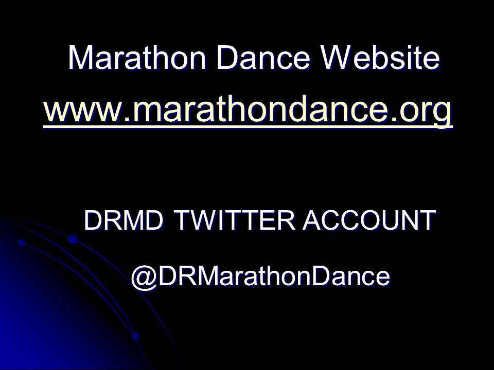 Marathon Dance Website