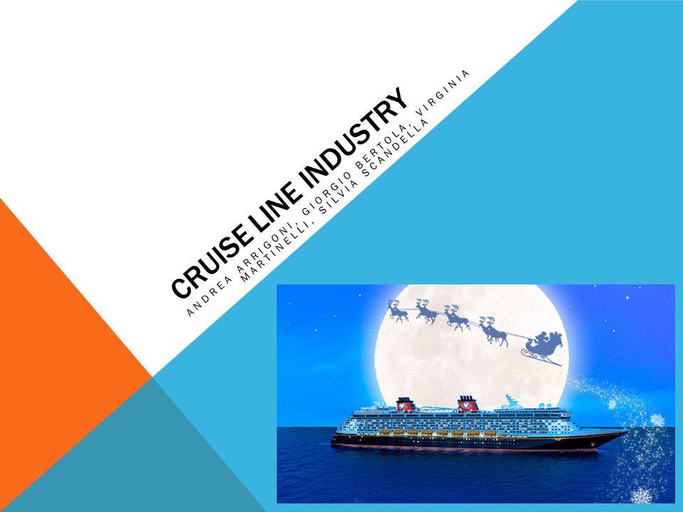 Cruise line industry Andrea arrigoni, giorgio bertola, virginia martinelli, silvia scandella