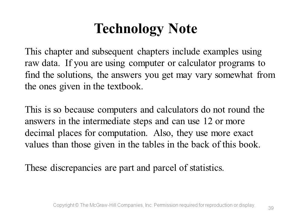 Technology Note