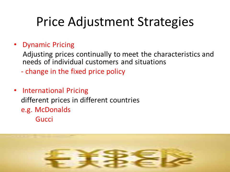 five 5 price adjustment strategies Although, porter's five forces is a great tool to analyze industry's structure and use the results to formulate firm's strategy, it has its limitations and requires further analysis to be done, such as swot, pest or value chain analysis.