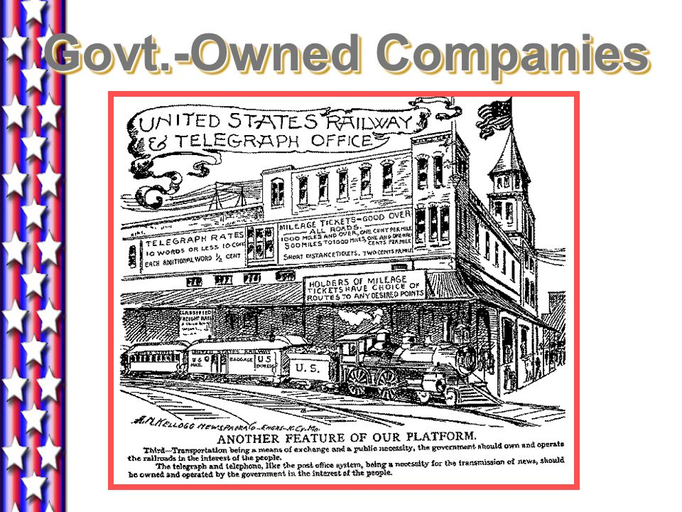 Govt.-Owned Companies