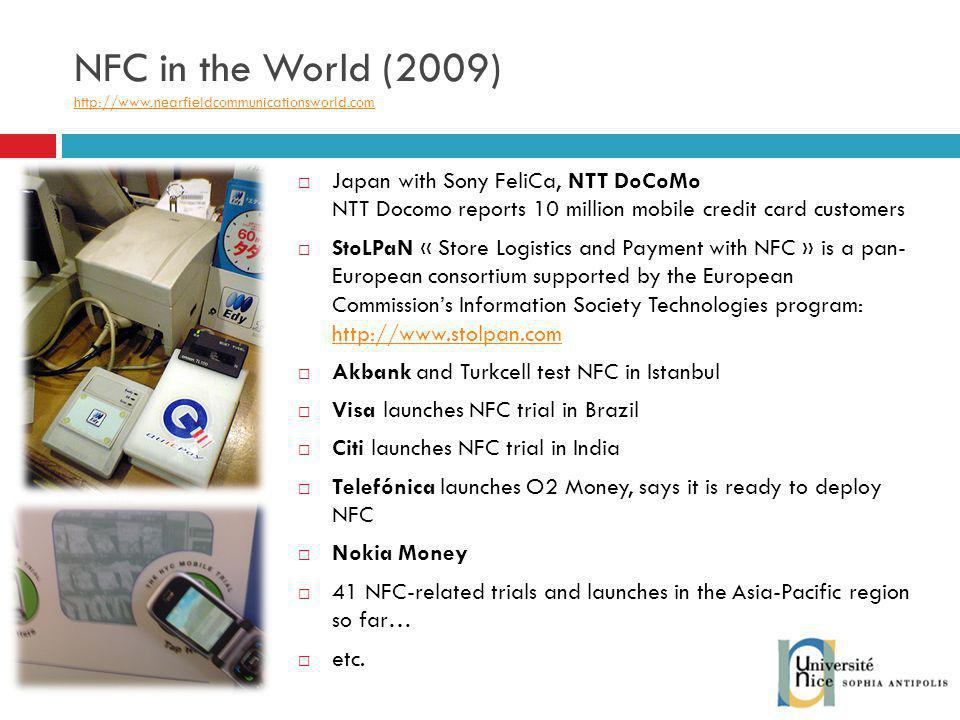 NFC in the World (2009)