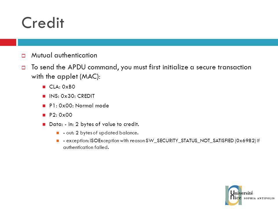 Credit Mutual authentication