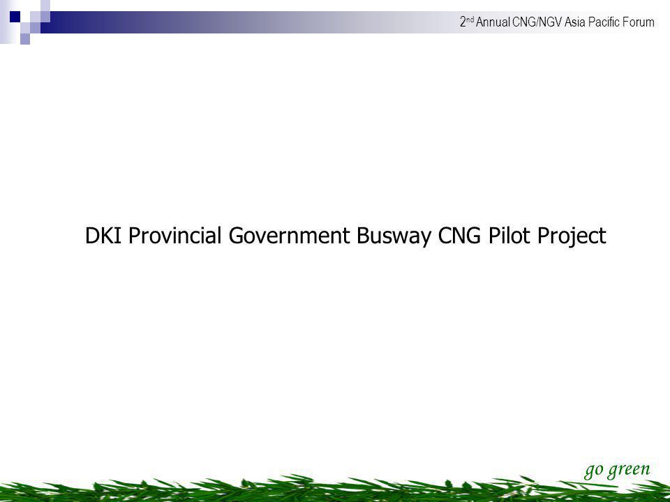 DKI Provincial Government Busway CNG Pilot Project