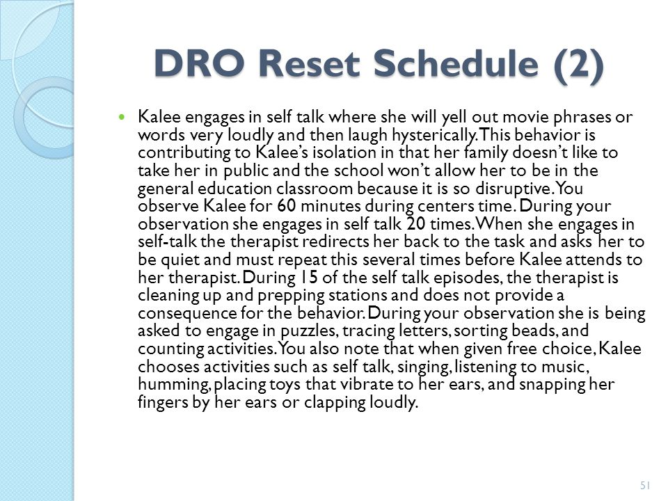 DRO Reset Schedule (2)