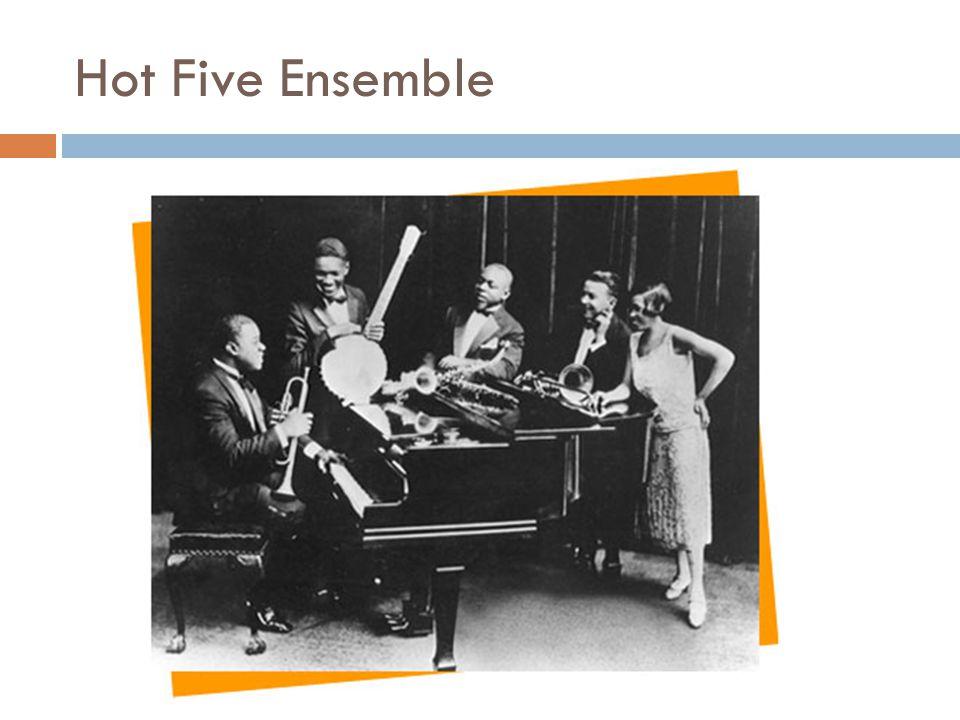 Hot Five Ensemble
