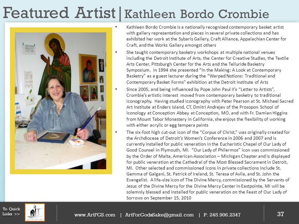 Featured Artist|Kathleen Bordo Crombie