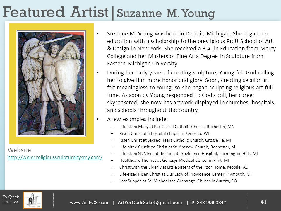 Featured Artist|Suzanne M. Young