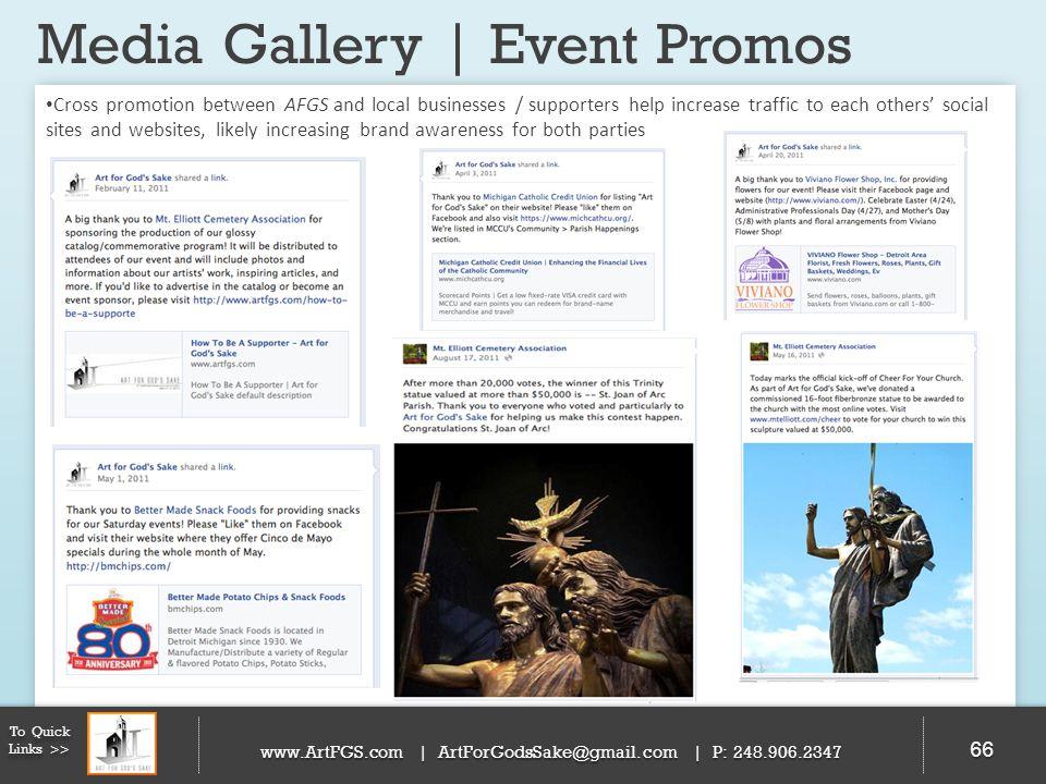 Media Gallery | Event Promos