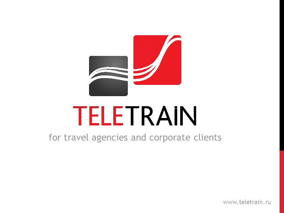 for travel agencies and corporate clients