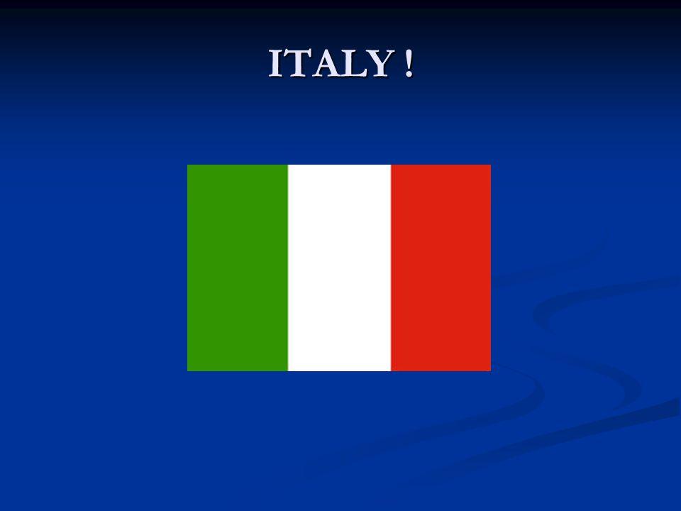 ITALY !