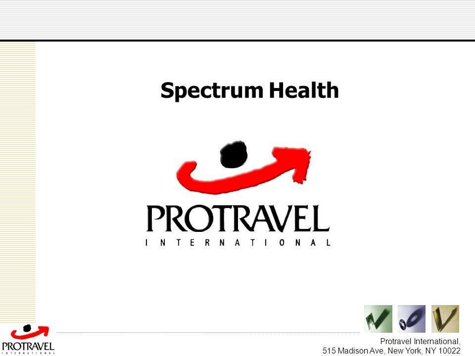 Spectrum Health Protravel International,