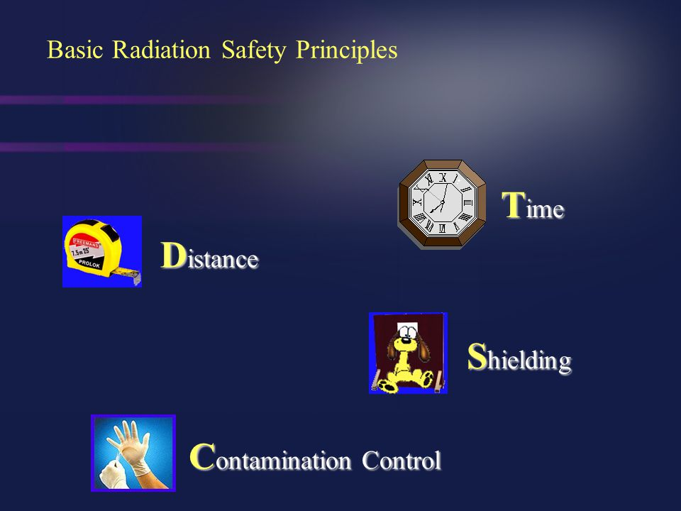 Basic Radiation Safety Principles