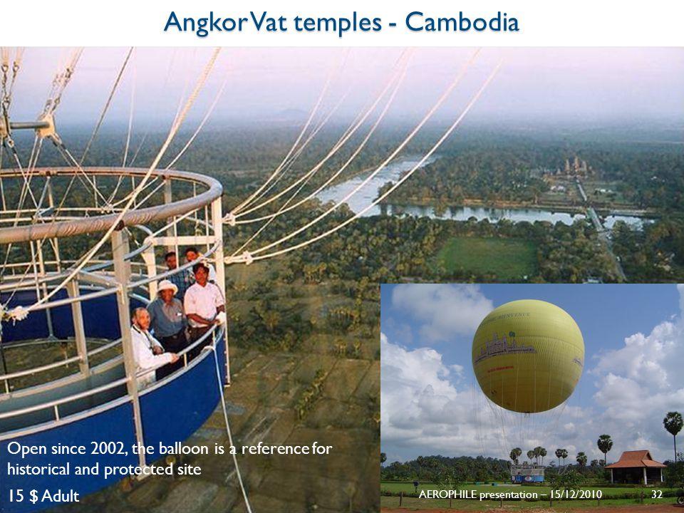 Angkor Vat temples - Cambodia