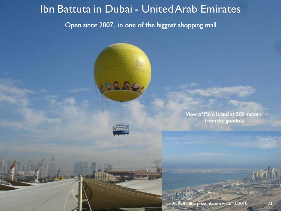 Ibn Battuta in Dubai - United Arab Emirates