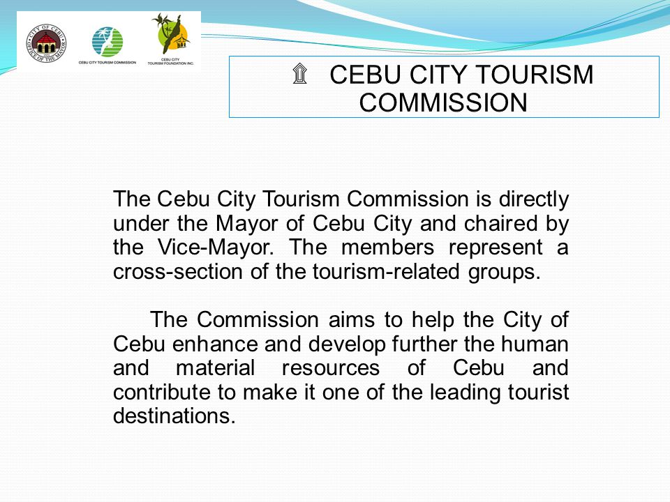 CEBU CITY TOURISM COMMISSION
