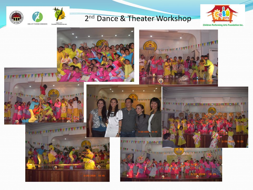 2nd Dance & Theater Workshop