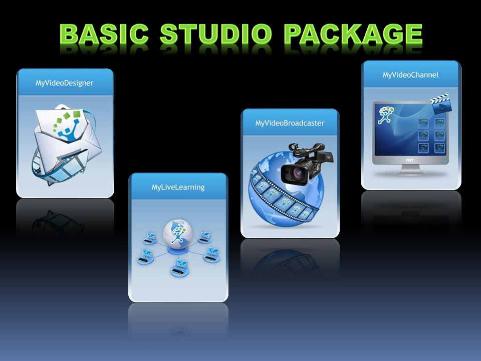 BASIC STUDIO PACKAGE