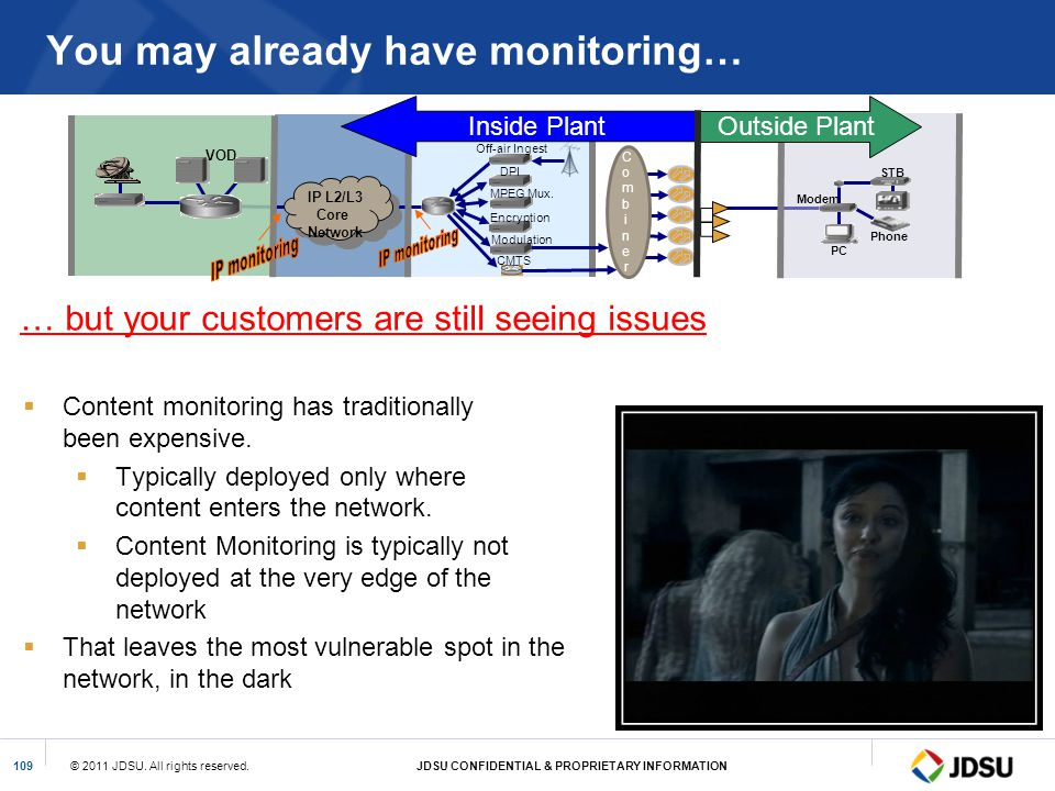 You may already have monitoring…