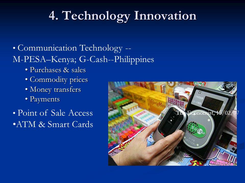 4. Technology Innovation