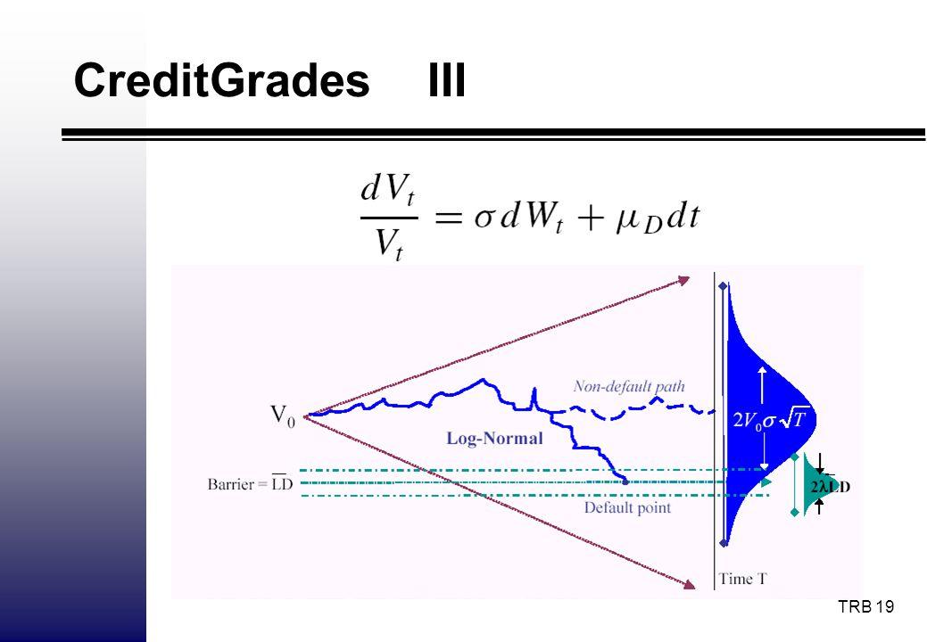 CreditGrades III