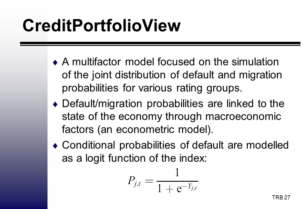 CreditPortfolioView