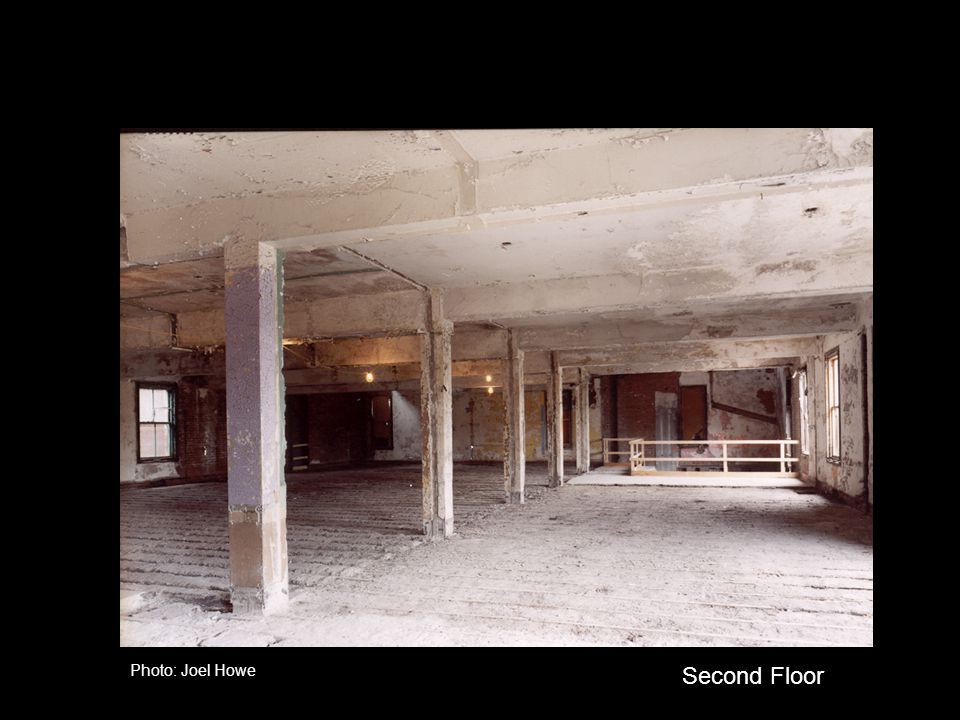 Photo: Joel Howe Second Floor