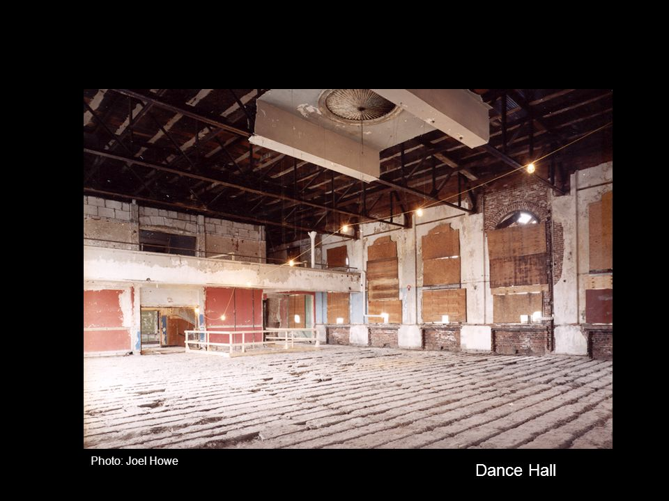Photo: Joel Howe Dance Hall